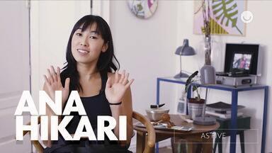 Confira entrevista exclusiva com Ana Hikari sobre As Five - Atriz conta como foi gravar a série!