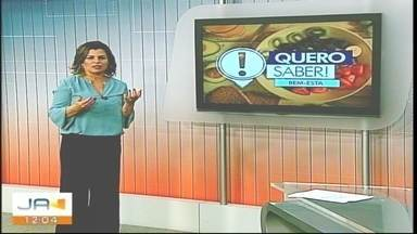 nutricionista Mariely Barcelos responde perguntas sobre dieta no Quero Saber - nutricionista Mariely Barcelos responde perguntas sobre dieta no Quero Saber