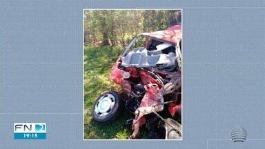 Acidente de trânsito mata jovem em Regente Feijó - Vítima, de 20 anos, chegou a ser socorrida, mas não resistiu.