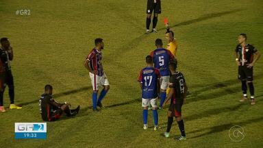 Salgueiro vence Afogados e segue na vice-liderança do grupo 3 - A partida terminou em 3 a 1 para o Carcará