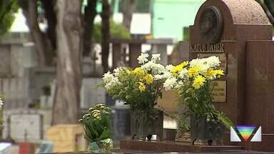 Cemitérios de Jacareí têm regras para visitação no Dia de Finados - Visitação tem regras para evitar aglomerações e contagio do coronavírus, entre elas a proibição de celebrações religiosas no interior dos cemitérios.