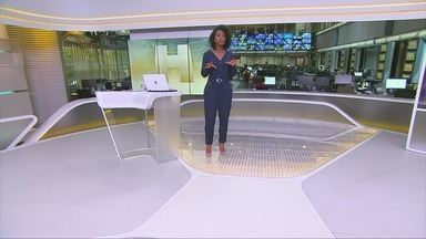Jornal Hoje - íntegra 03/11/2020 - Os destaques do dia no Brasil e no mundo, com apresentação de Maria Júlia Coutinho.