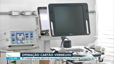 Operação da Polícia Federal investiga suposto desvio de recursos públicos de hospital de c - Saiba mais em g1.com.br/ce