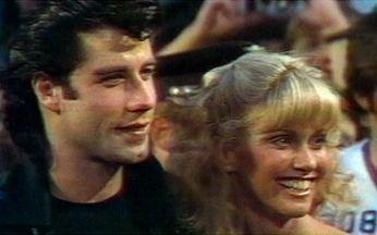 'Grease - nos tempos da brilhantina' vira mania mundial - O musical, protagonizado por John Travolta e Olivia Newton-John, causou histeria nos cinemas de todo o mundo. Você confere um número musical do filme.