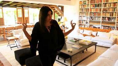 Beto Figueiredo, Luiz Eduardo Almeida E Malu Mader - Casas e apartamentos criativos são a marca registrada desses arquitetos do escritório Ouriço arquitetura. A atriz Malu Mader fala do seu jeito de morar, e da reforma de seu apartamento.