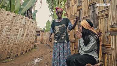 A Tribo Dorze - Ainda na região do Vale do Omo, Milla vai conhecer o amável povo da tribo Dorze. Em um dia recheado de sorrisos, experiências gastronômicas e de artesanato manual, ela vai tendo um gostinho do que é viver a vida simples.