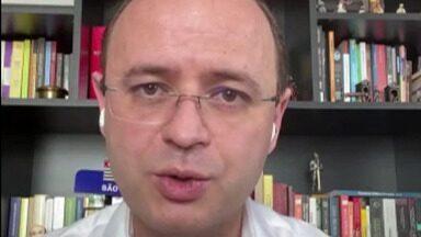 Rede estadual de ensino de São Paulo divulga calendário escolar de 2021 - O secretário estadual de educação, Rossieli Soares, explica as novas datas do período letivo.