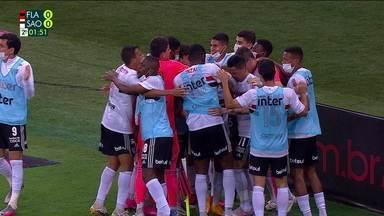 Copa do Brasil   Melhores momentos: Flamengo 1 x 2 São ...