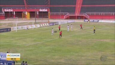 Pouso Alegre vence o Athletic por 1 a 0 - Pouso Alegre vence o Athletic por 1 a 0