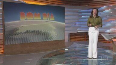 Bom dia Brasil - Edição de quinta-feira, 12/11/2020 - O telejornal, com apresentação de Chico Pinheiro e Ana Paula Araújo, exibe as primeiras notícias do dia no Brasil e no mundo e repercute os fatos mais relevantes.