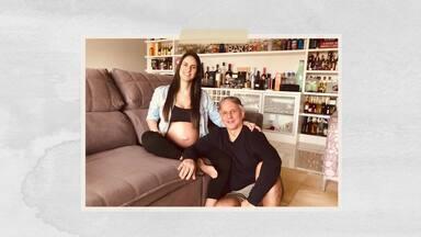 Luiza Possi e Anna Manuela - Manu e Luiza Possi viram a possibilidade de não engravidar. Manu cogitou doação de óvulos, mas conseguiu naturalmente. Luiza teve um diagnóstico complicado, mas se surpreendeu com a gravidez de Lucca.