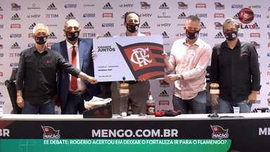 EE Debate: Rogério Ceni acertou em Deixar o Fortaleza para ir para o Flamengo - EE Debate: Rogério Ceni acertou em Deixar o Fortaleza para ir para o Flamengo