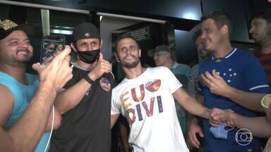 Confira o resultado das eleições em Divinópolis e em Araxá - Gleidson Azevedo, do PSC, foi eleito no Centro-oeste. No Alto Paranaíba, Robson Magela, do Cidadania, teve a maioria dos votos.