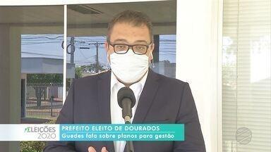 Veja entrevista com Alan Guedes, do PP, prefeito eleito de Dourados - Veja entrevista com Alan Guedes, do PP, prefeito eleito de Dourados