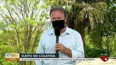 Prefeito Eleito de Colatina, Guerino Balestrassi, fala sobre projetos para o município - Assista.