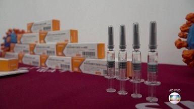 CoronaVac é segura e induz resposta imune, aponta estudo publicado em revista científica - Resultado dos testes com humanos nas fases 1 e 2 dos estudos foi publicado na revista The Lancet nesta terça (17). Terceira fase dos testes está ocorrendo no Brasil.