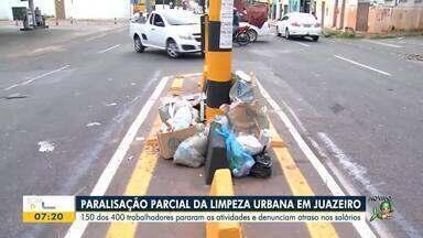 Garis paralisam atividades em Juazeiro do Norte - Saiba mais em g1.com.br/ce