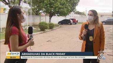 Delegacia do Consumidor dá dicas de como se proteger na hora das compras da Black Friday - Delegacia do Consumidor dá dicas de como se proteger na hora das compras da Black Friday