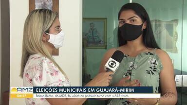 Veja informações sobre o resultado das eleições nas principais cidades de RO - 51 municípios elegeram seus prefeitos em primeiro turno.