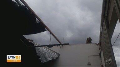 Chuva provoca estragos em mais cidades do Sul de Minas; veja previsão - Chuva provoca estragos em mais cidades do Sul de Minas; veja previsão