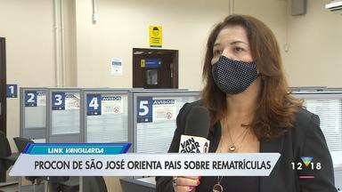 Procon de São José orienta pais sobre rematrículas - Confira as informações.