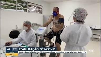 Centro Especializado em Criciúma faz atendimento para pacientes com Covid-19 - Centro Especializado em Criciúma faz atendimento para pacientes com Covid-19