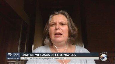 Mortes por Covid-19 vão a 1.028 no Sul de Minas; casos passam dos 38,8 mil, aponta Estado - Mortes por Covid-19 vão a 1.028 no Sul de Minas; casos passam dos 38,8 mil, aponta Estado