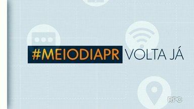 Veja os telespectadores que chamaram os intervalos do Meio-Dia Paraná - Participe também. Envie seu vídeo pelo (45) 9 9951-5958.