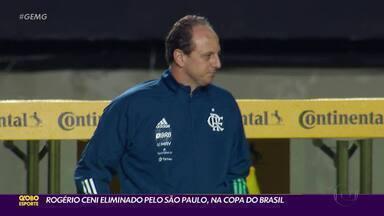 Rogério Ceni é eliminado pela segunda vez na Copa do Brasil, pelo São Paulo - Rogério Ceni é eliminado pela segunda vez na Copa do Brasil, pelo São Paulo