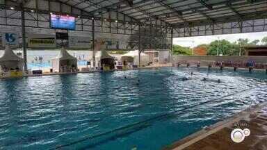 Bauru sedia campeonato Brasil Open de Polo Aquático - Bauru está sediando o Brasil Open de polo aquático, competição que reúne as principais equipes do país da modalidade.