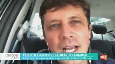Saiba quais são as propostas do prefeito reeleito em Balneário Camboriú, Fabrício Oliveira - Saiba quais são as propostas do prefeito reeleito em Balneário Camboriú, Fabrício Oliveira