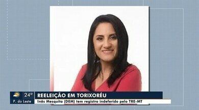 Prefeita reeleita tem registro de candidatura negado em Mato Grosso - Prefeita reeleita tem registro de candidatura negado em Mato Grosso