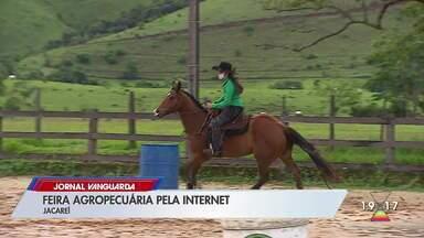 Feira agropecuária em Jacareí será online - Veja como será o evento.