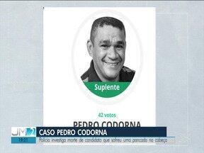 Polícia tenta esclarecer morte de candidato a vereador em Balsas - Vítima sofreu uma pancada na cabeça em casa.