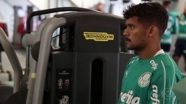 Mais de cinquenta jogadores do Brasileirão estão infectados pela Covid-19 - Palmeiras tem 15 jogadores afastados da décima segunda rodada do Campeonato Brasileiro.
