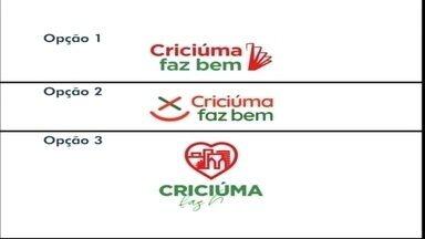Criciúma Faz Bem: ajude a escolher o símbolo da campanha - Criciúma Faz Bem: ajude a escolher o símbolo da campanha