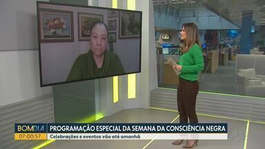 Semana da Consciência Negra tem programação especial - Celebrações e eventos vão até domingo, em Curitiba.