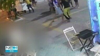 Policial militar de Alagoas é assassinado em Porto de Galinhas - Crime aconteceu durante uma tentativa de assalto. Johnson Rosa e Silva, 27 anos, reagiu e foi baleado na cabeça.