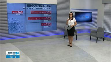 Casos de coronavírus na Paraíba neste sábado (21) - Confira os dados epidemiológicos das últimas 24h