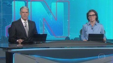 Jornal Nacional, Íntegra 24/11/2020 - As principais notícias do Brasil e do mundo, com apresentação de William Bonner e Renata Vasconcellos.