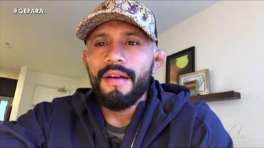 Deiveson Figueiredo anuncia nova luta por defesa de cinturão do UFC - Deiveson Figueiredo anuncia nova luta por defesa de cinturão do UFC