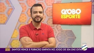 Globo Esporte MS - quarta-feira - 25/11/20 - Globo Esporte MS - quarta-feira - 25/11/20