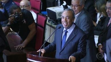 Morre o ex-governador João Alves FIlho - Ele governou Sergipe por três mandatos.