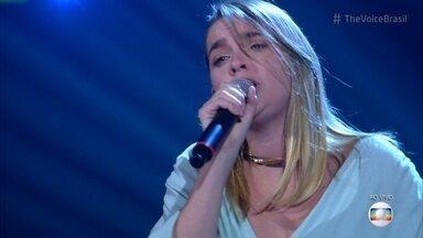 Bruna Daré canta 'Aos Nossos Filhos' - Confira