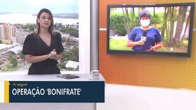 Veja a íntegra do BDA de quarta-feira, 25 de novembro - Larissa Vieira traz as informações da edição.