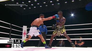 Jamaine Ortiz x Sulaiman Segawa pelos pesos leves do boxe internacional - Jamaine Ortiz x Sulaiman Segawa pelos pesos leves do boxe internacional