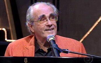 Músico Michel Legrand fala de sua carreira - Ele ganhou três Oscars com as trilhas sonoras dos filmes 'Houve Uma Vez Um Verão', 'Crown, o Magnífico' e 'Yentl'.