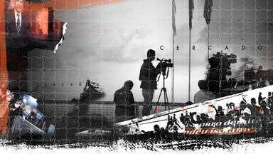 Cercados - Os bastidores da cobertura jornalística durante a pandemia. Acompanhe o trabalho da imprensa profissional numa luta contra o negacionismo.