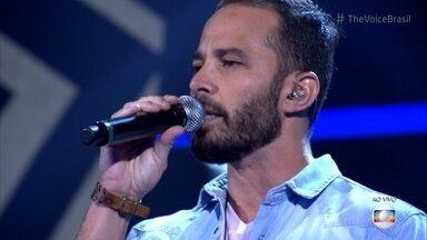 Gui Valença canta 'Começaria Tudo Outra Vez' na Rodada de Fogo - Confira