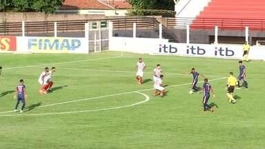 Bandeirante vence pela Segunda Divisão e Novorizontino tropeça pela Copa Paulista - Bandeirante vence pela Segunda Divisão e Novorizontino tropeça pela Copa Paulista.